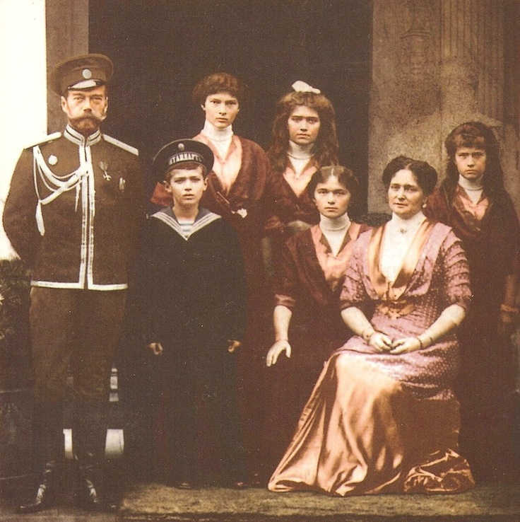which of the previous tsars were A century on from the murder of tsar nicholas ii and his family the daily mail looks at their bloody execution with a minute-by-minute account of the night they were killed by their bolshevik guards.