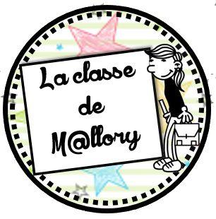 La classe de Mallory jogging d'écriture