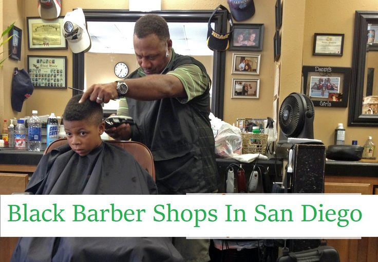 Black Barber Shops in San Diego Complete List   All Places