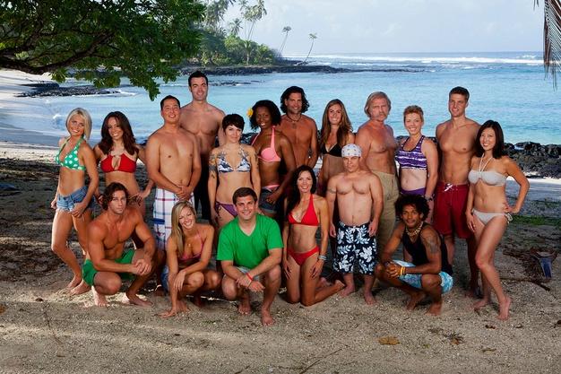 New Survivor Cast...yay