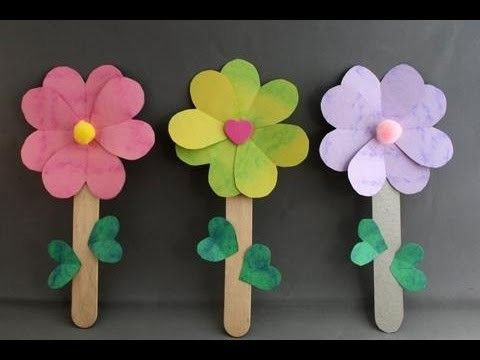 Art and craft ideas with ice cream sticks
