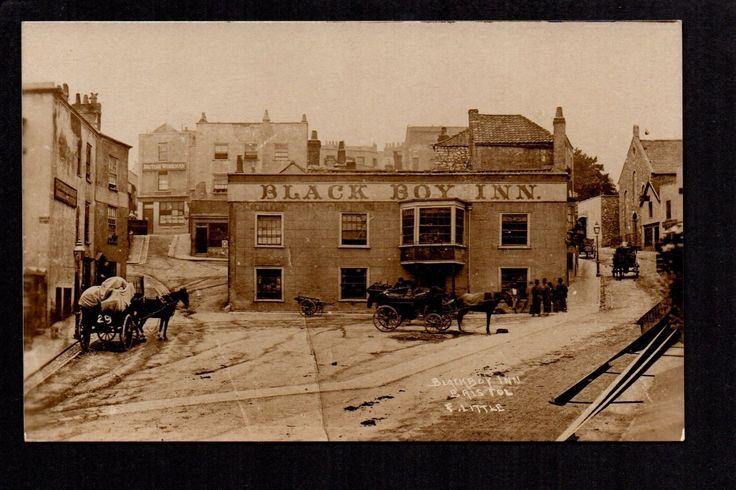 Bristol Black Boy Inn