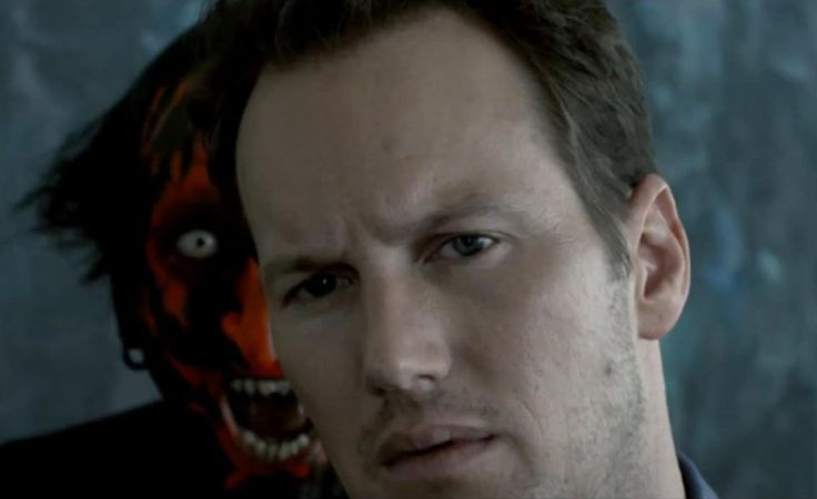 The Man with Fire on his Face from the film Insidious. One of the best horror films around these days.
