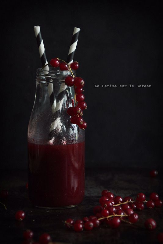 drink147 homemade redcurrant syrup