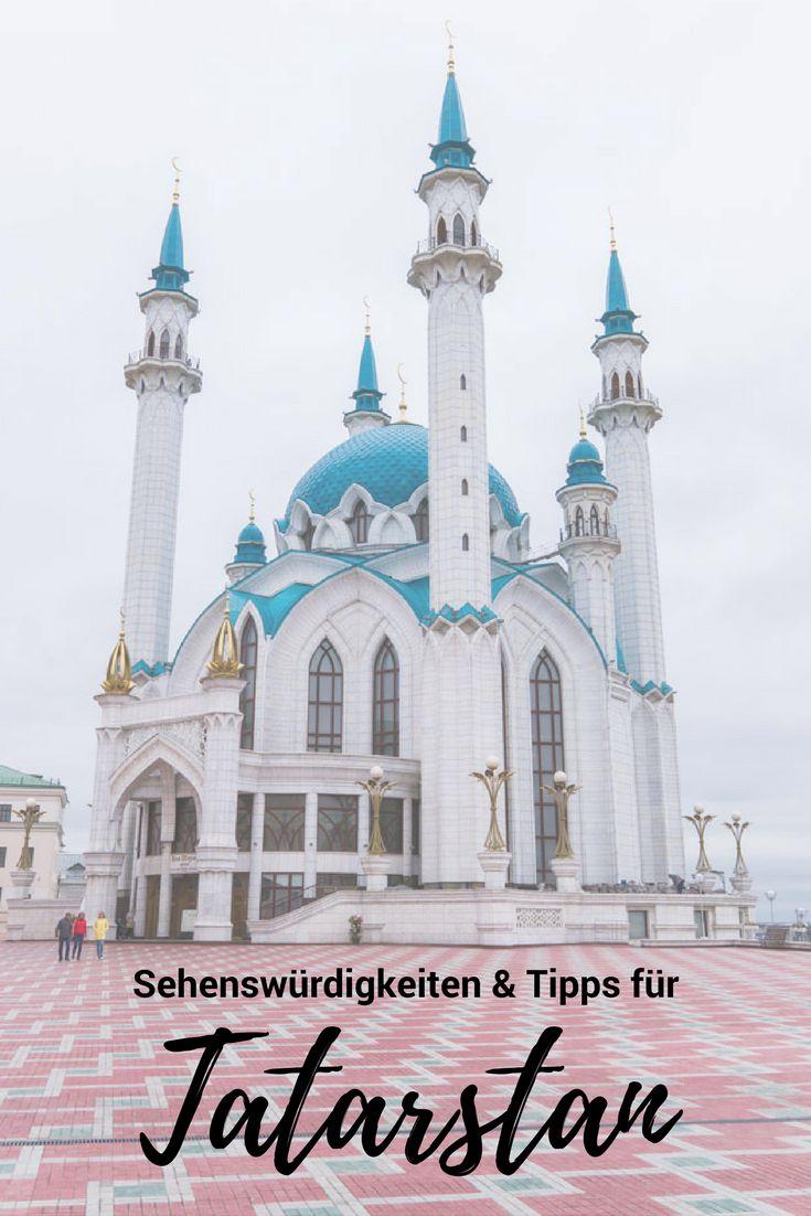 Sehenswürdigkeiten und Tipps für die autonome Republik Tatarstan in Russland