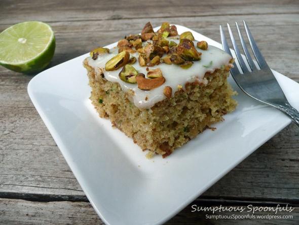 Zuchini Cake Without Frosting Recipe