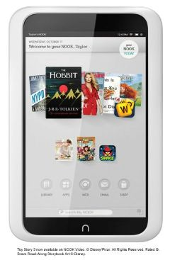 NOOK HD Snow 8GB