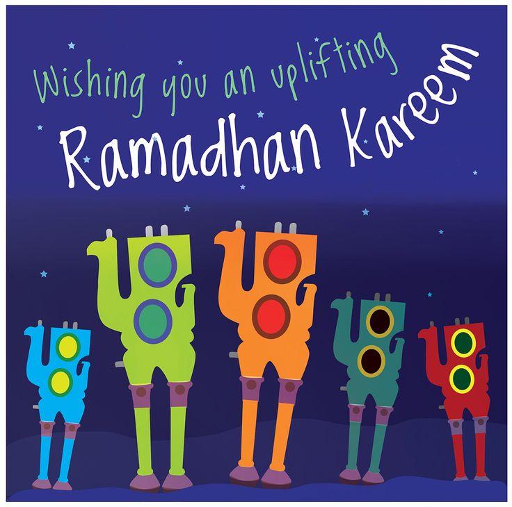 Uplifting Ramadhan Kareem