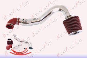 06 07 08 09 10 Honda Civic Si 2.0 L4 Cold Air Intake + Red Filter CHD13R by Click 2 Go. $70.00