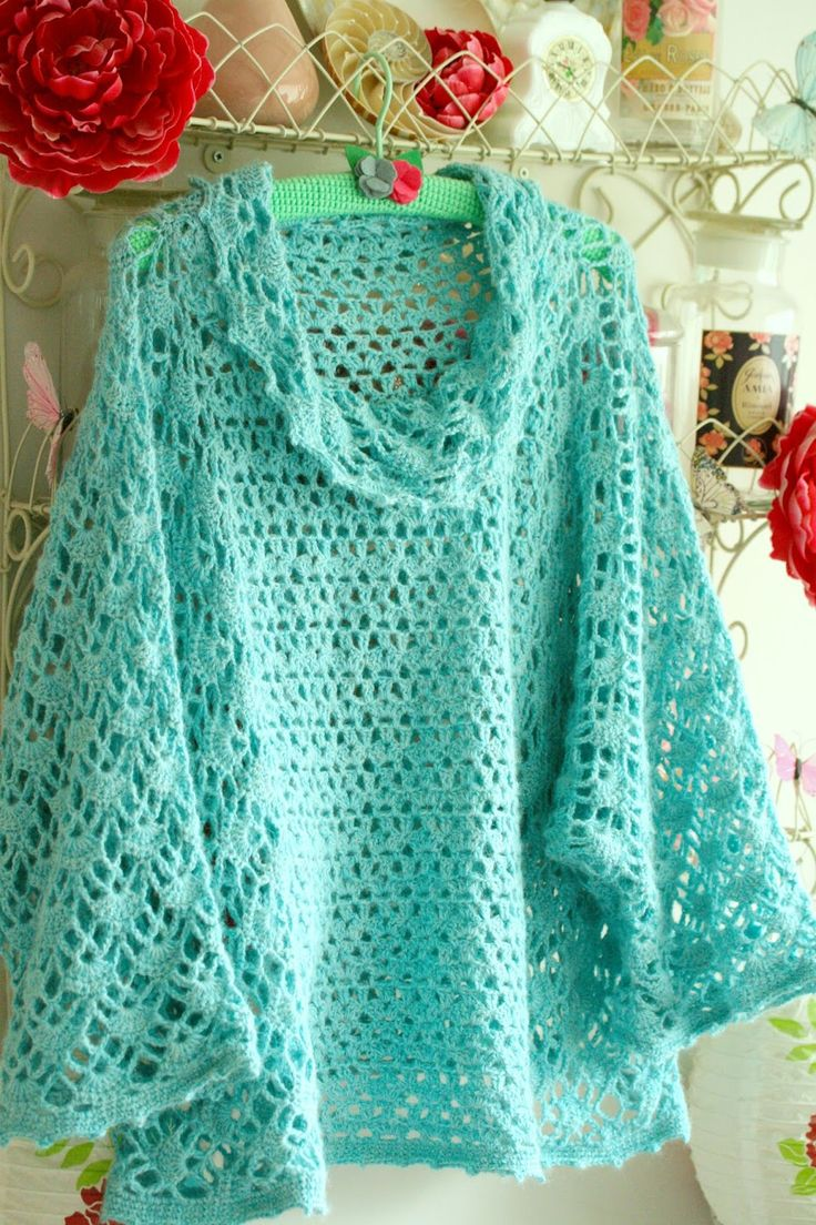 Coco Rose Diaries: free pattern, you have to get to Ravelry.  Just lovely.