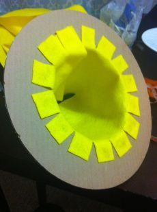 DIY Halloween Costume: Man in the Yellow Hat from Curious George | el santuario de la mariposa
