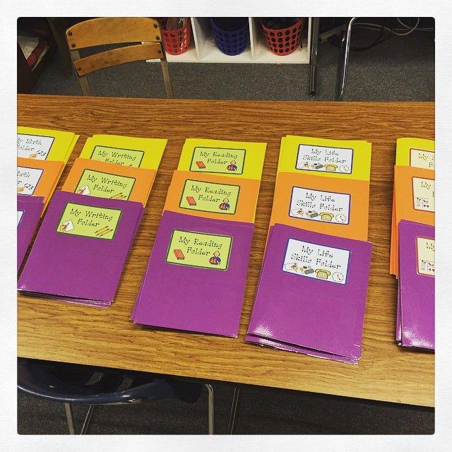 Classroom Organization Ideas For Special Education ~ Best folder labels ideas on pinterest file