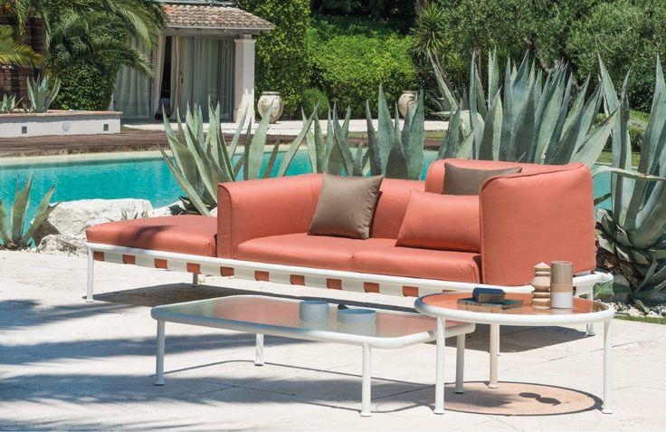 173 best mobilier de jardin images on pinterest armchair for Canape cactus sofa