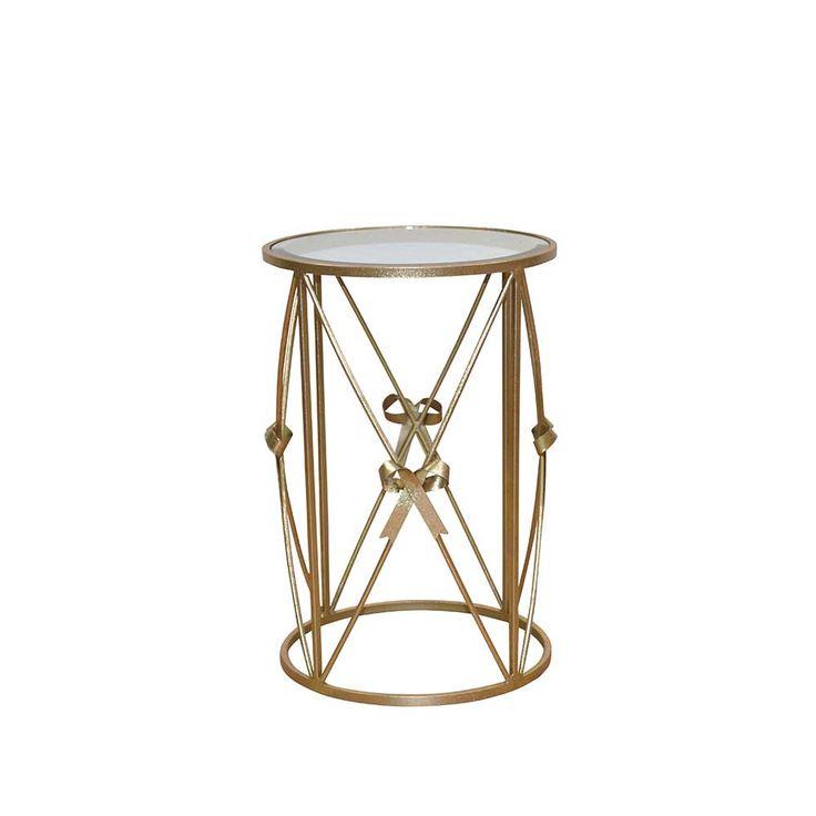 Runder Beistelltisch Im Italienischen Stil Gold Jetzt Bestellen Unter:  Https://moebel.ladendirekt.de/wohnzimmer/tische/beistelltische/?uidu003d1b2c4695 20fa   ...