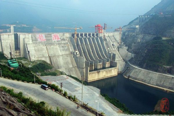 Longtan hydropower station http://www.power-technology.com/features/featuresuper-dragons---the-ten-biggest-power-stations-in-china-4298162/