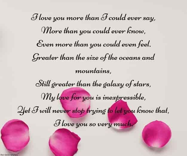 Romantic Good Morning Poems For Him [ Best Collection
