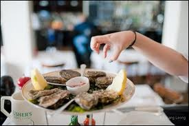 Chef Mark Hix is arranging an Oyster Evening (at HIX Oyster & Chop House)
