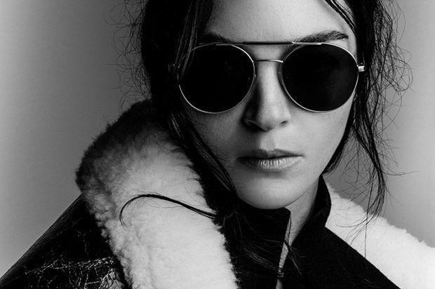 Рекламная кампания Vera Wang Осень-Зима 2017/18 (Интернет-журнал ETODAY)