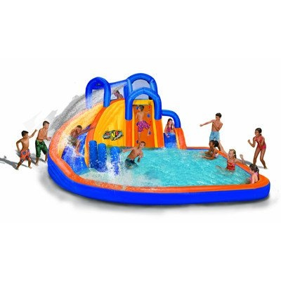 Best 25 splash water park ideas on pinterest splash pad - Campsites with swimming pools near me ...