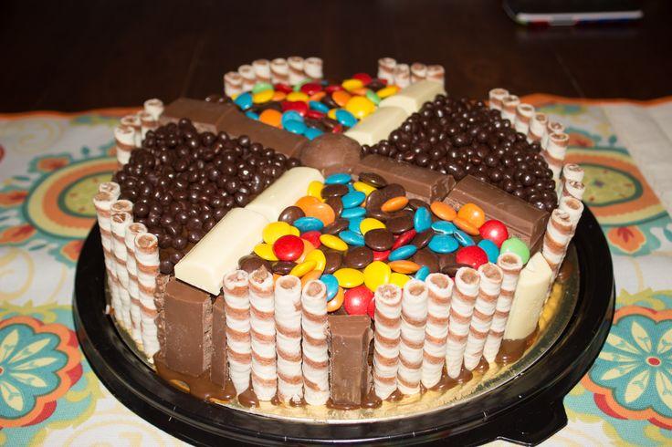 Torta Hansel y Gretel