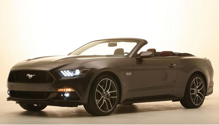 novo Ford Mustang Conversível