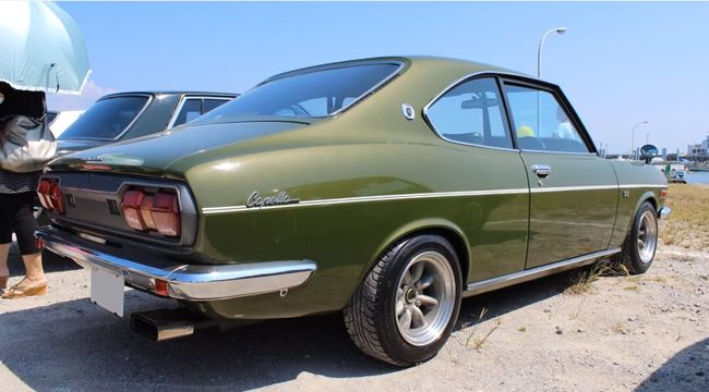 Here's an Old School JDM you will probably not see anytime soon. Not looking like this one at least! This video of this beautiful 74 Mazda Capella (RX2) was of course from our friend from down under from WasabiCars.com. He spotted this car a show he went to, and is more than excited to share it with us. It really …