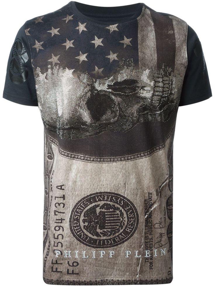 Philipp Plein - 1000 dollars t-shirt