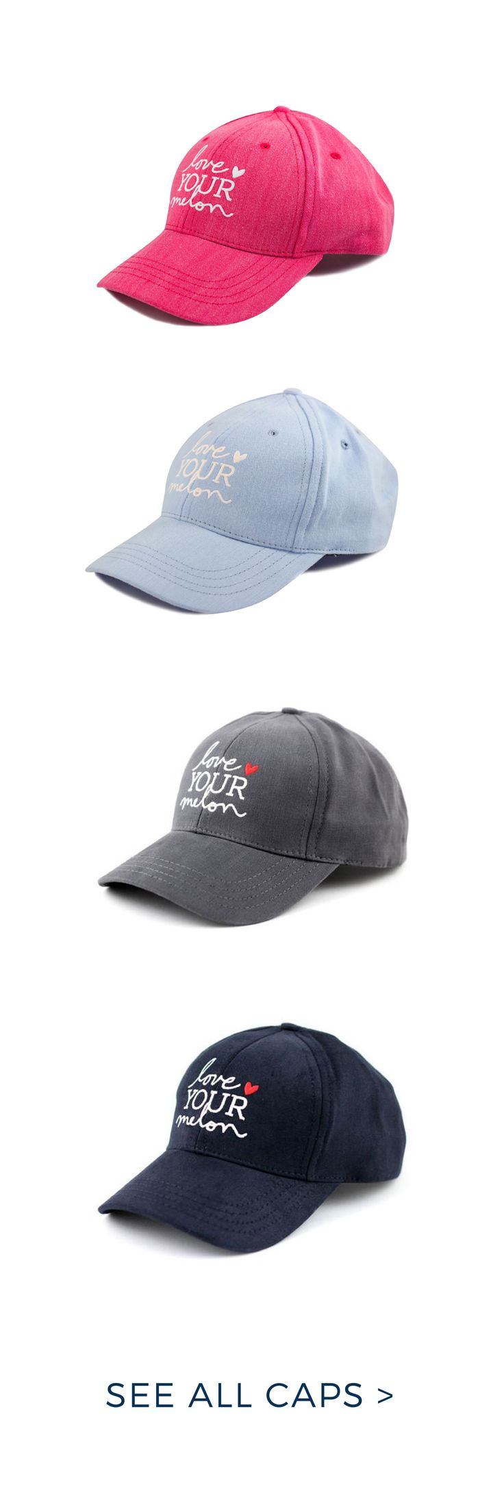 Shop Love Your Melon Caps that give back!