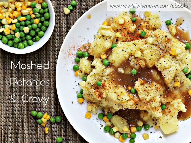 Easy gravy recipe for mashed potatoes