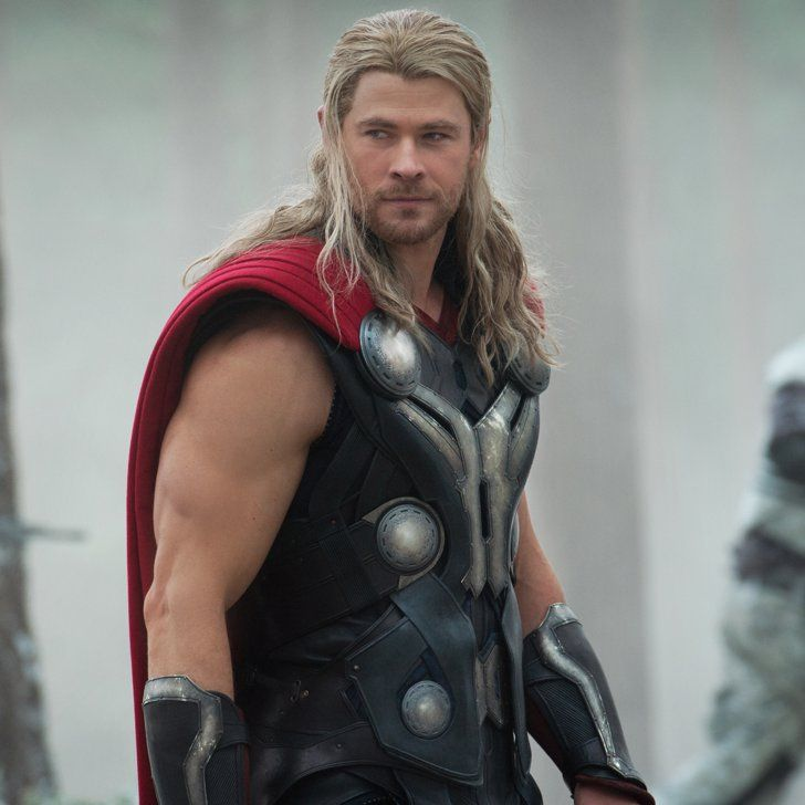 Pin for Later: 22 Sexy Thor Moments Might Make Chris Hemsworth the Hottest Avenger