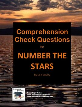 an analysis of number the stars by louis lowry Number the stars category: standalone books how brave are you, little  annemarie uncle henrik asks his ten-year-old niece it is 1943, and to  annemarie.