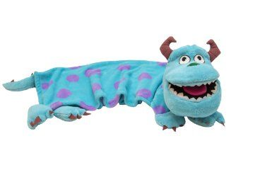 Amazon.com: Cuddleuppets Sulley Plush Puppet: Toys & Games