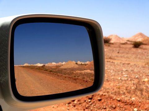 南オーストラリア州をドライブ旅行!Coober Pedy in Australia.