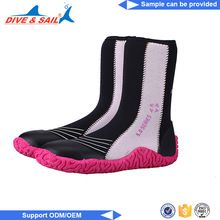 2017 High Quality Waterproof and warmly Neoprene fashion cheap muck neoprene boots
