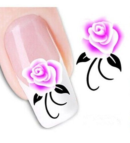 Nails Art Salon For Girls: 25+ Best Ideas About Rose Nail Art On Pinterest