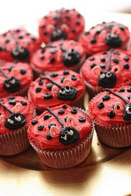 A Ladybug Birthday Party