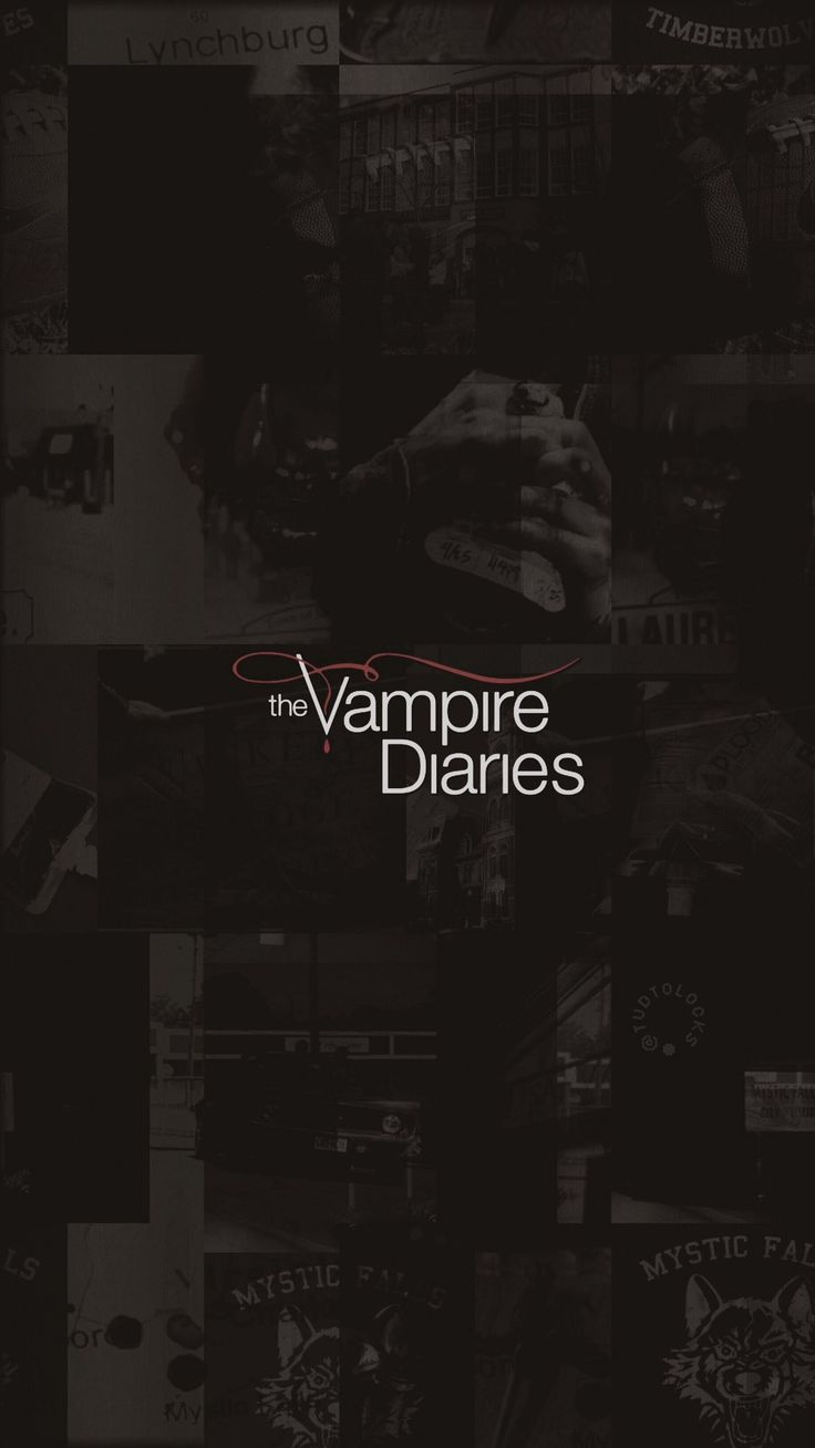 The vampire diares wallpaper/scren lock