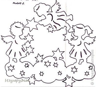 вытынанки новогодние шаблоны снеговики - Hľadať Googlom