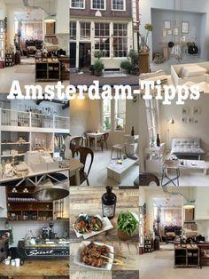 In Amsterdam gibt es immer wieder Neues zu entdecken und wir sind so gerne dort.   Im letzten Jahr haben wir neben dem Messebesuch von hie...