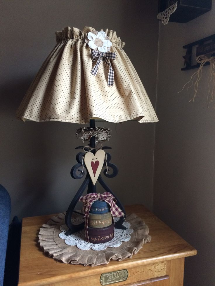 206 Best Lamps Country Amp Primitive Images On Pinterest