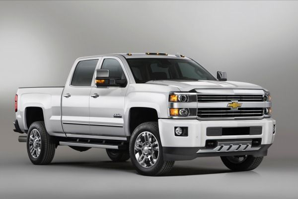 The 2015 Chevrolet Silverado High Country HD, the brand's first high-end heavy-duty pickup truck, will arrive at dealerships this summer.