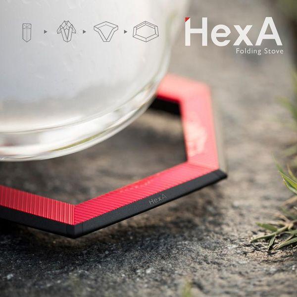 HexA – Camping Stove by Ha Joo Yeon, Yoon Seung Hyun & Park Hung Jun » Yanko Design