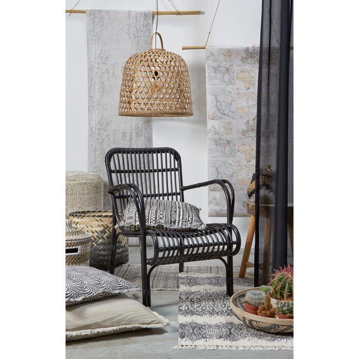 Lekker relaxen! Tuinstoel Valencia staat ook binnen super! :-) #woonkamer #tuinstoel #kwantum #wonen