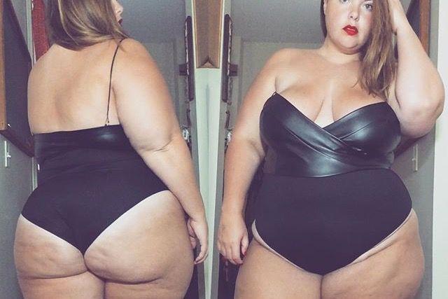 Sexy plus sized women