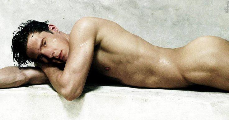 So sexy Benedict Cumberbatch I...  I... I'll be in my bunk!