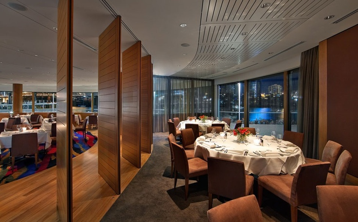 Aria Restaurant - By Tzannes Associates
