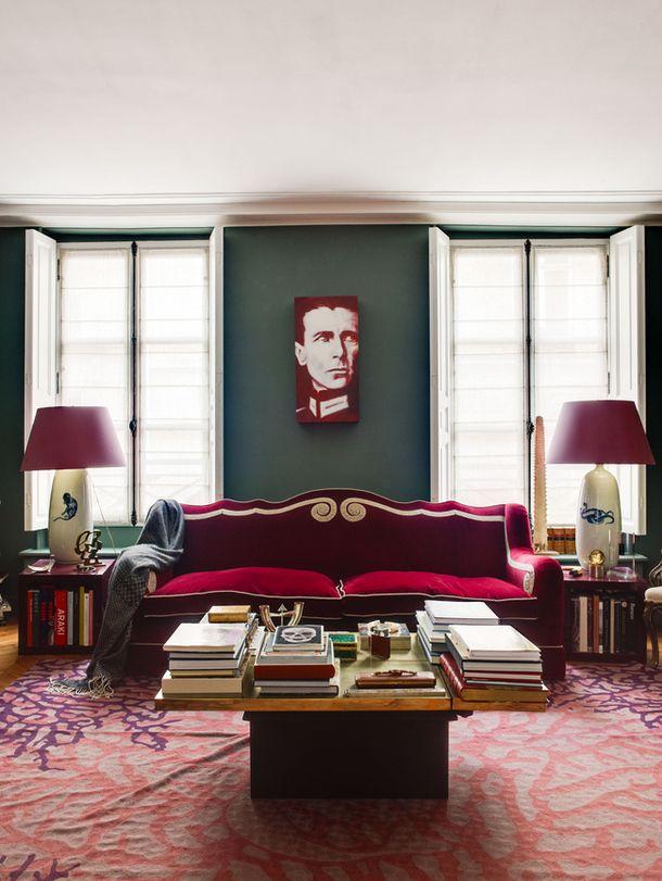 Квартира дизайнера Николо Кастеллини в Париже