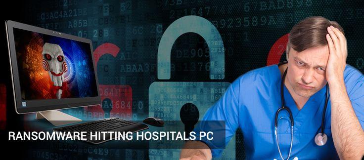 Locky And SamSam - Latest Ransomware Hitting Hospitals