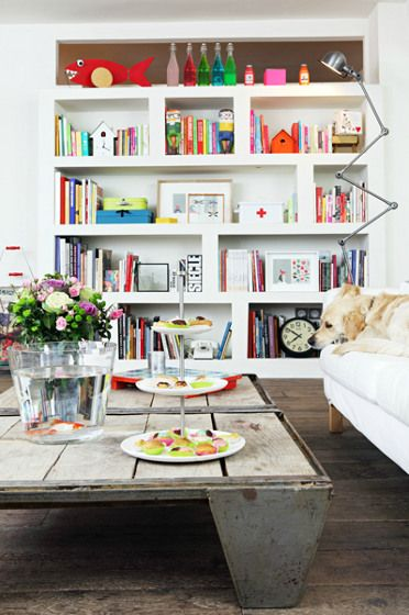 *: Bookshelves, Coffee Tables, Living Rooms, Built In, Decoration Ideasdiy, Low Tables, Coff Tables, Book Shelves, Decorliv Rooms
