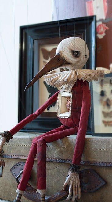 Mark james porter marionette